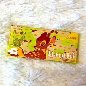 Colourpop Bambi Pressed Powder Eyeshadow Palette